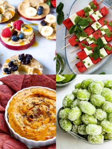 20 Low Calorie Snacks That Are Easy to Make