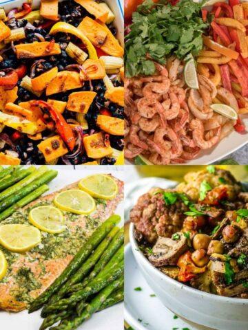20 Sheet Pan Recipes for Meal Prep