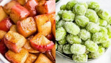 low calorie snacks