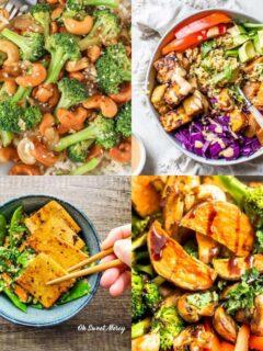 20 High Protein Vegan Meals