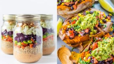 vegetarian meal ideas