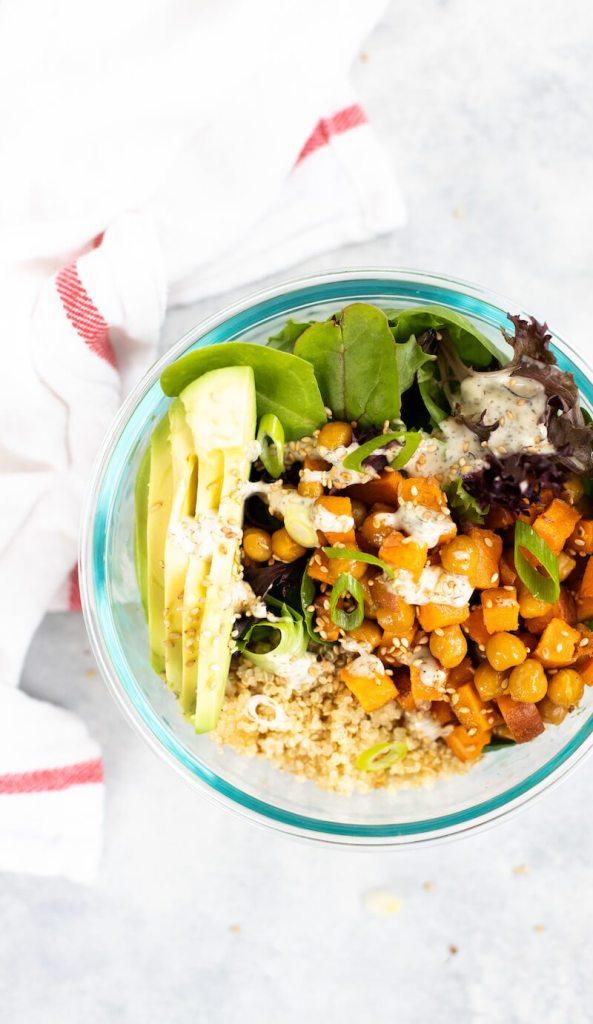 Quinoa Grain Bowl