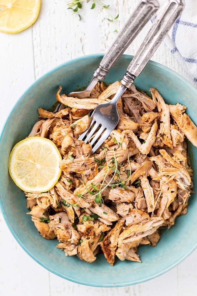 Chicken Thighs With Cajun Seasoning