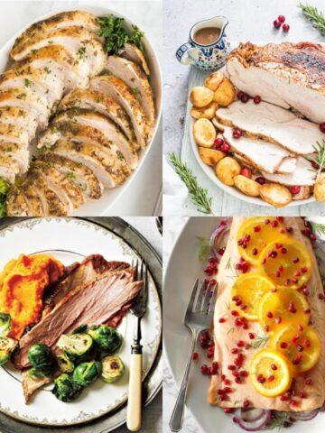 20 Healthy Christmas Dinners