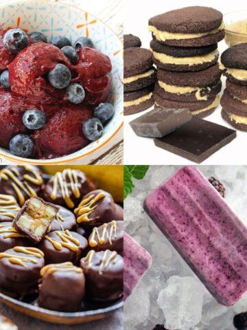 20 Healthy Sweet Snacks