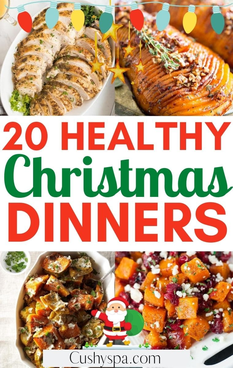 healthy christmas dinners