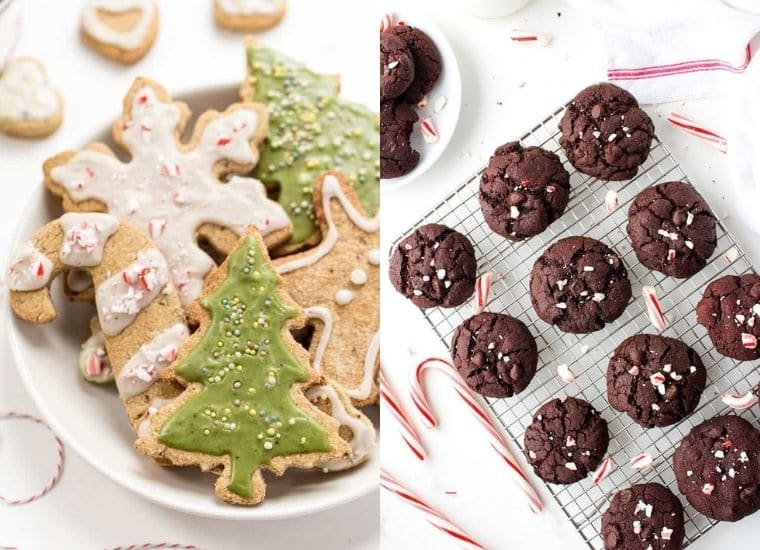 healthy christmas cookie recipes