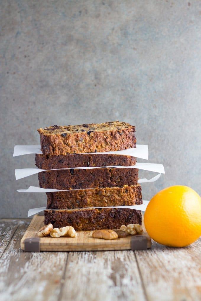 Gluten-Free Christmas Fruit Cake