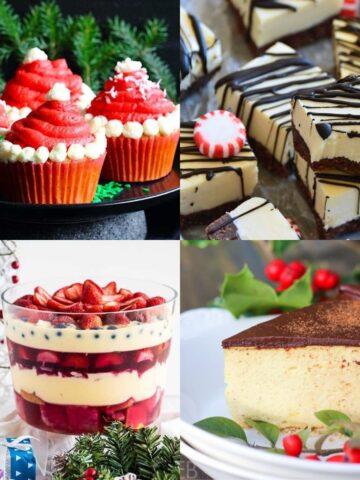 20 Keto Christmas Desserts