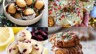 25 Healthy Christmas Desserts