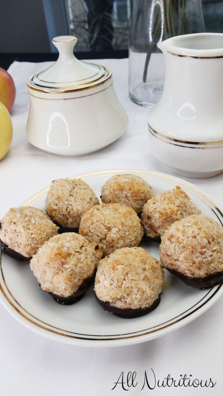 Keto Shredded Coconut Cookies