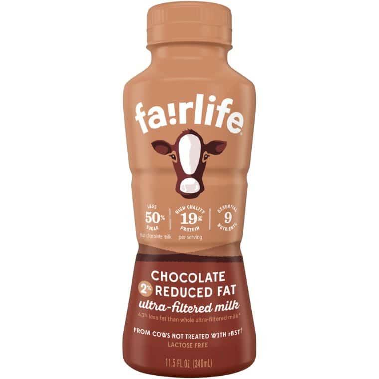 Fairlife 2% Reduced-Fat Chocolate Milk