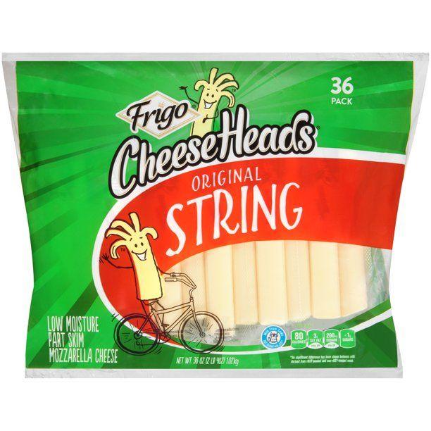 Mozzarella String Cheese