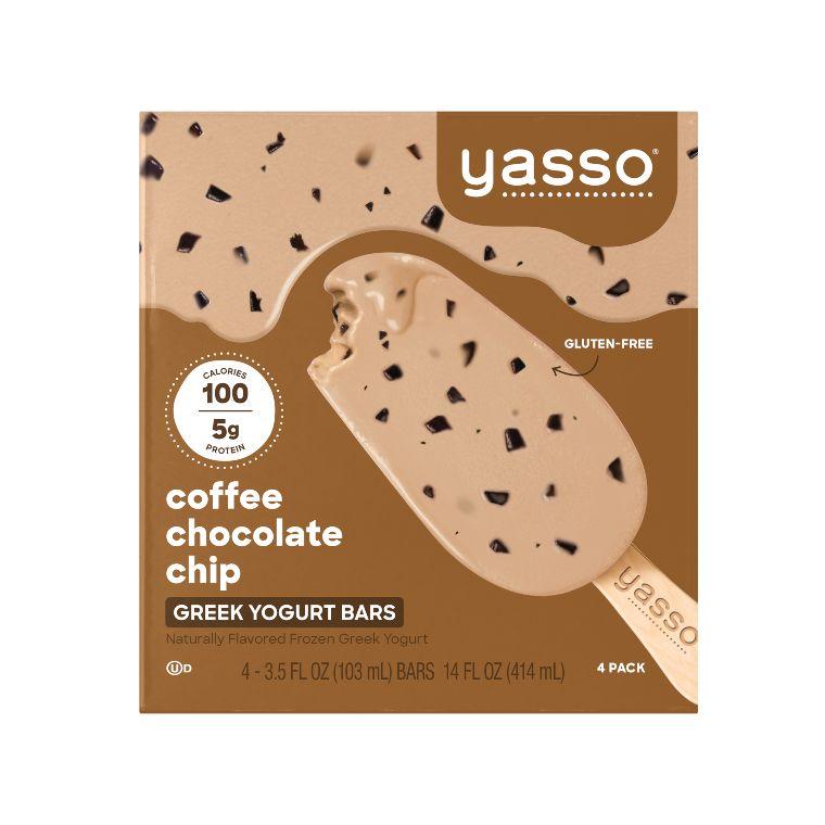Yasso Frozen Greek Yogurt Bars