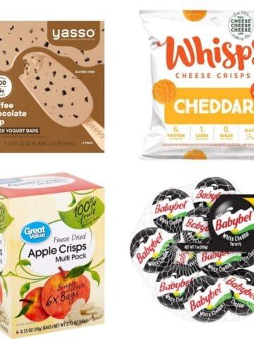 healthy snacks from walmart