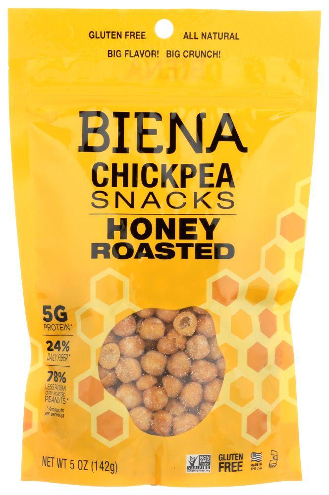 Biena Honey Roasted Chickpeas Snacks