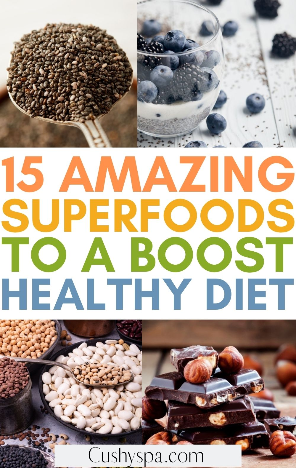 superfoods for healthy diet