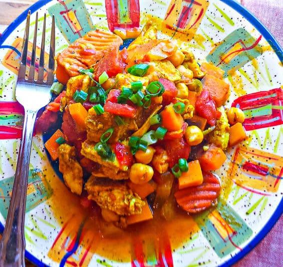 Chicken Marrakesh