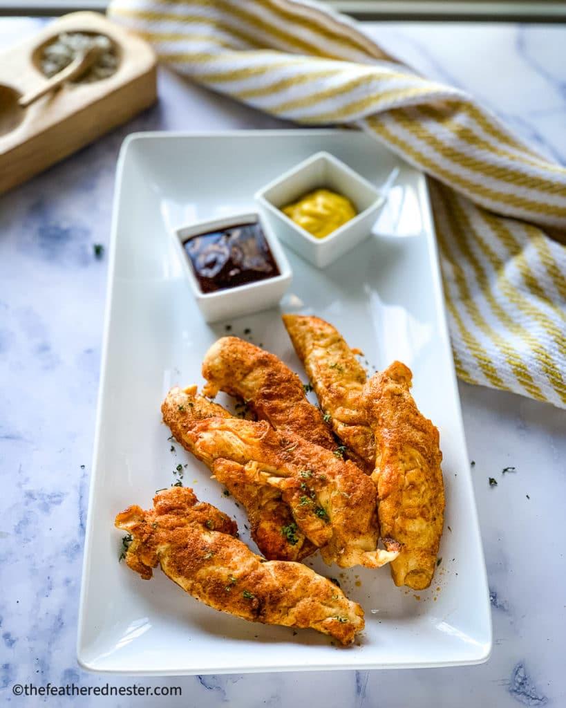 Instant Pot Chicken Tenderloins