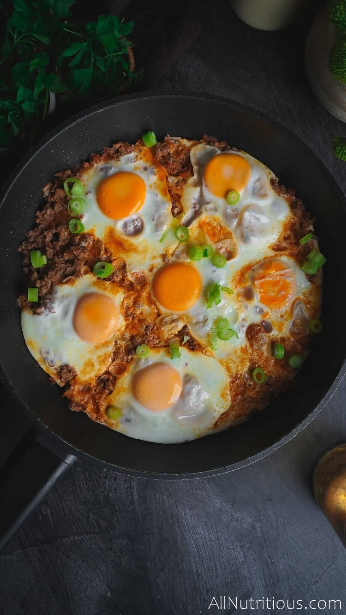 3-Ingredient Breakfast Skillet