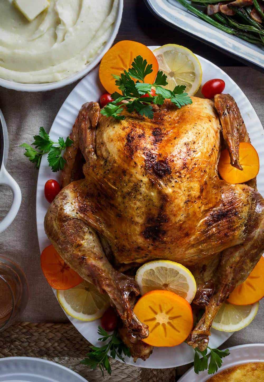 Juicy Turkey Roast
